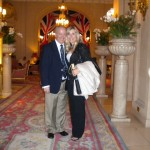 At The Ritz Hotel, London