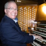 Fun at the organ console… St. Paul's Cathedral, London